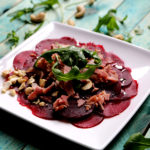 FOOD // Beetroot Carpaccio