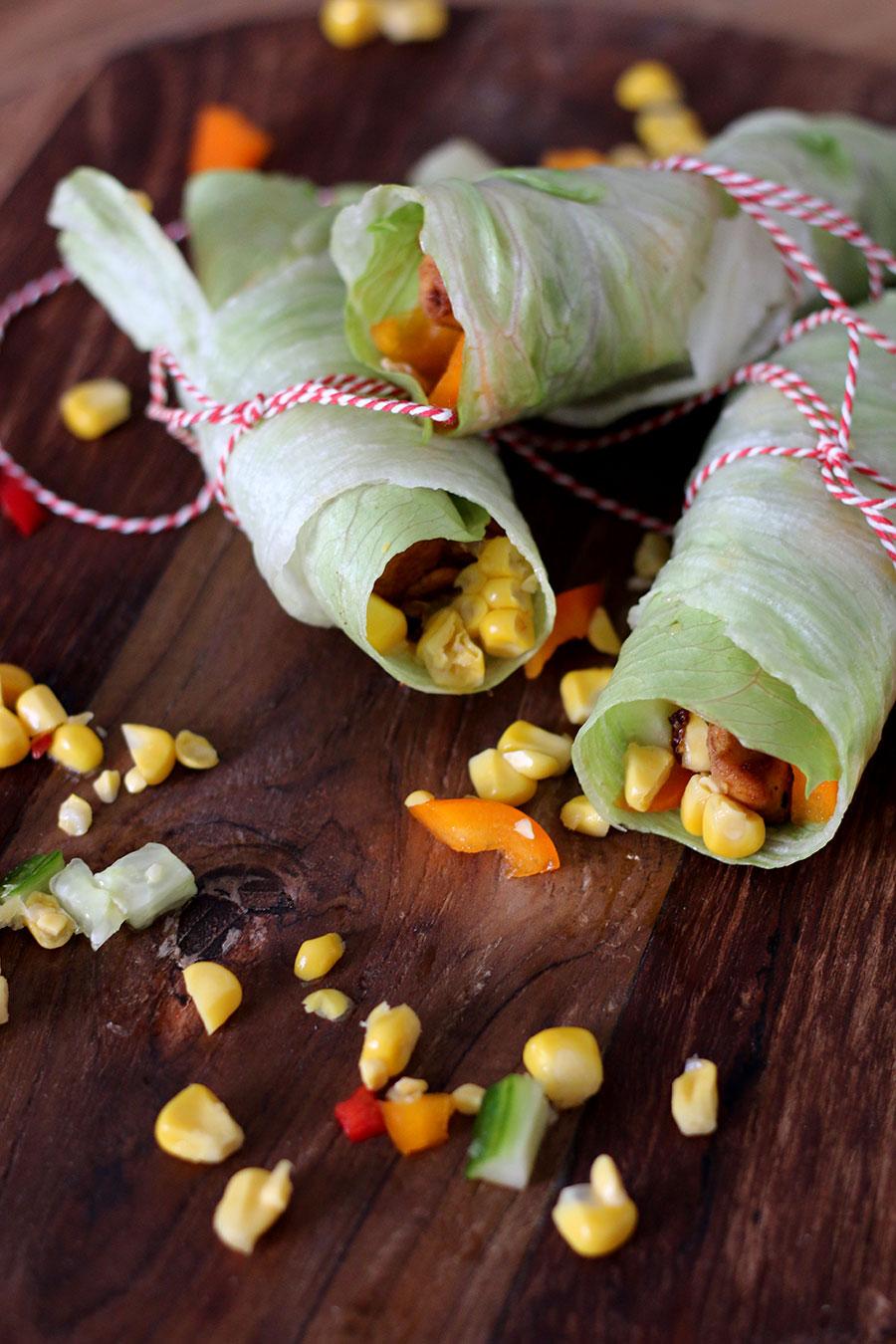 Healthy Mexican Wrap