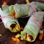 FOOD // Healthy Mexican Wraps