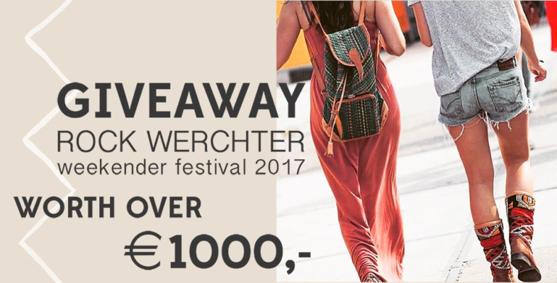 kindred spirits give away rock werchter