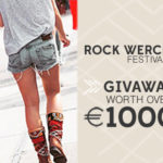 WIN // GIVE AWAY: ROCK WERCHTER WEEKENDER FESTIVAL TICKETS + KINDRED SPIRIT PRODUCTS worth over € 1.000,-!