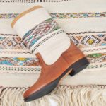 KINDRED SPIRITS // Our Original Kiboots – Lee Ann Kilim Boots Inspiration