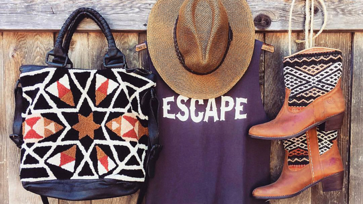 INSPIRATION // Eight Ways to Style Your Kilim Boots This Summer