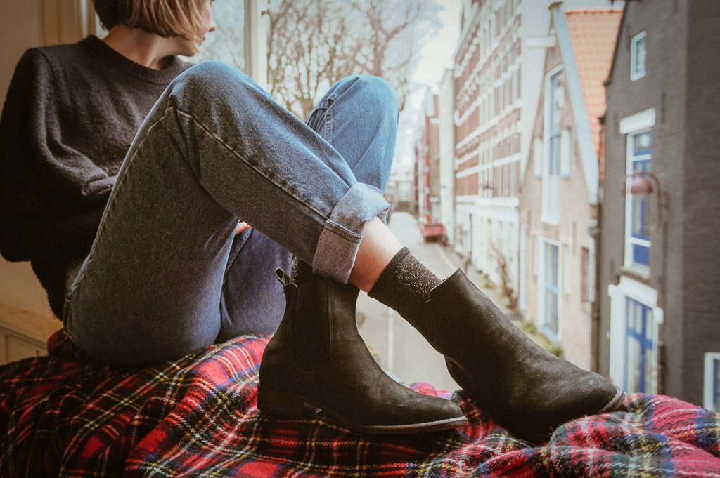 Introducing the Chelsea Boots, the most comfortable boots