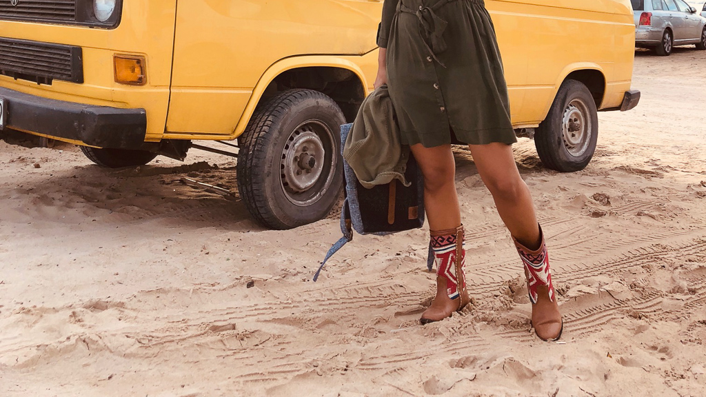 perfect bohemian summer boots