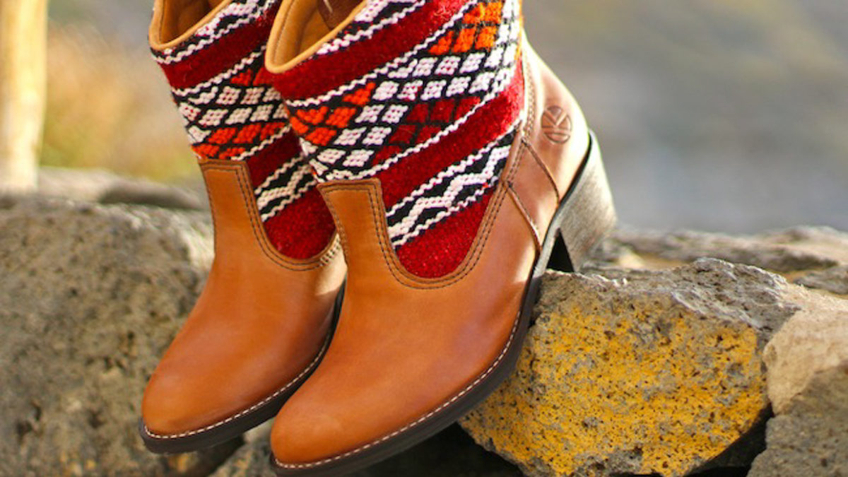 Our Sexy, Cool and Comfortable Inez Kilim Boots will get you where you need to go in style!