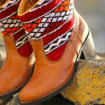Sexy, Cool and Comfortable Inez Kilim Boots