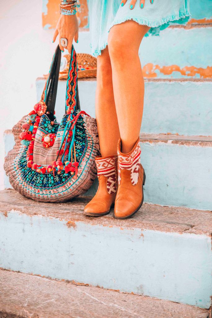 Boho Jimi boots