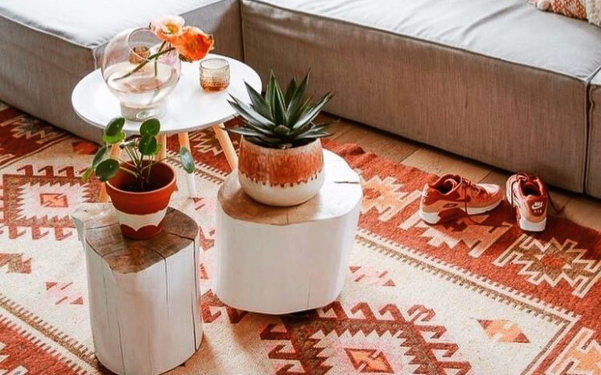 The perfect kilim rug for any area